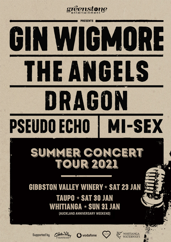 Summer Concert Tour 2021